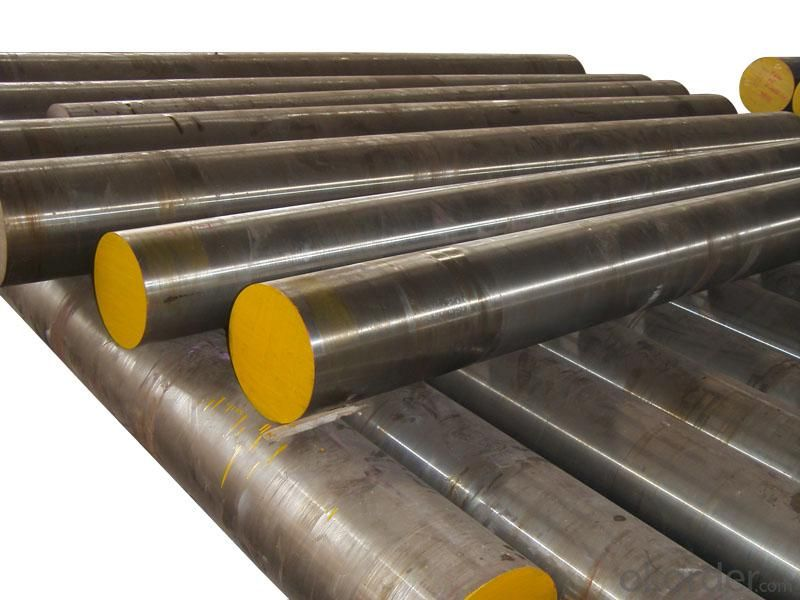 Hot-rolled Round Bearing Steel GCr15,100Cr6,SAE 52100