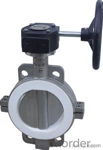 butterfly valve PN16Standard Structure: Butterfly Pressure: Low Pressure