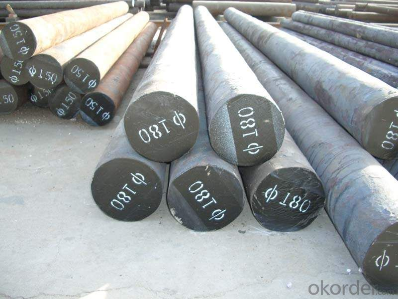 Corrosion Resistance Hot Rolled Bearing Steel SAE 52100