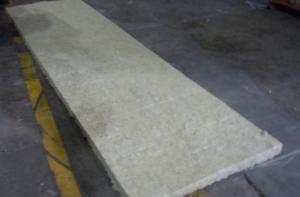 Rockwool Blankets Wire Meshed Rockwool Panel