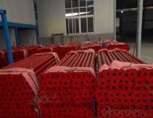 48.3*3.25mm Galvanized Steel Cuplock System Scaffolding Cuplock Scaffolding Manufacturers