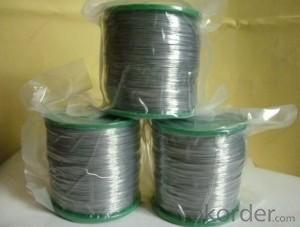 Monel 400 wire/ASTM B164/ Nickel Alloy wire