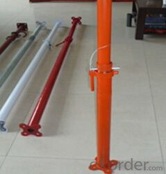 Heavy Duty Rigid Modular Cup Lock Scaffolding For Bridge