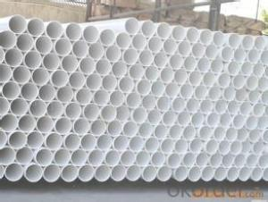 pvc pipe GB Material PVC Specification: 16-630mm Length: 5.8/11.8M Standard: GB