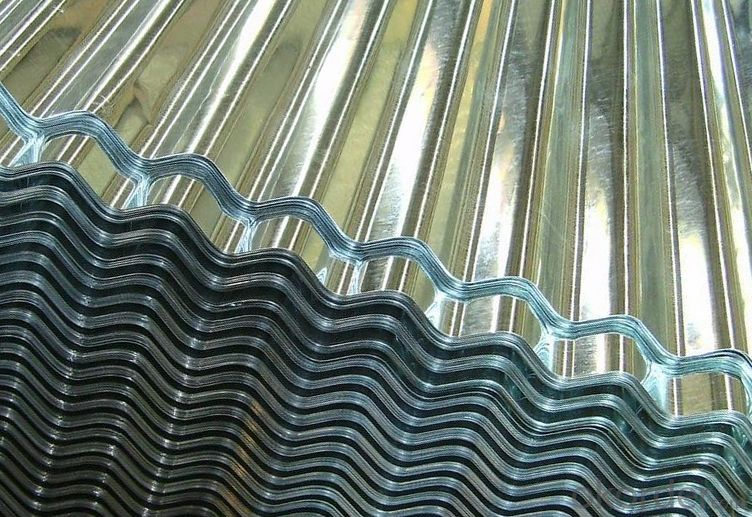 Hot Dip Galvanized Corrugated Sheet for Roofing