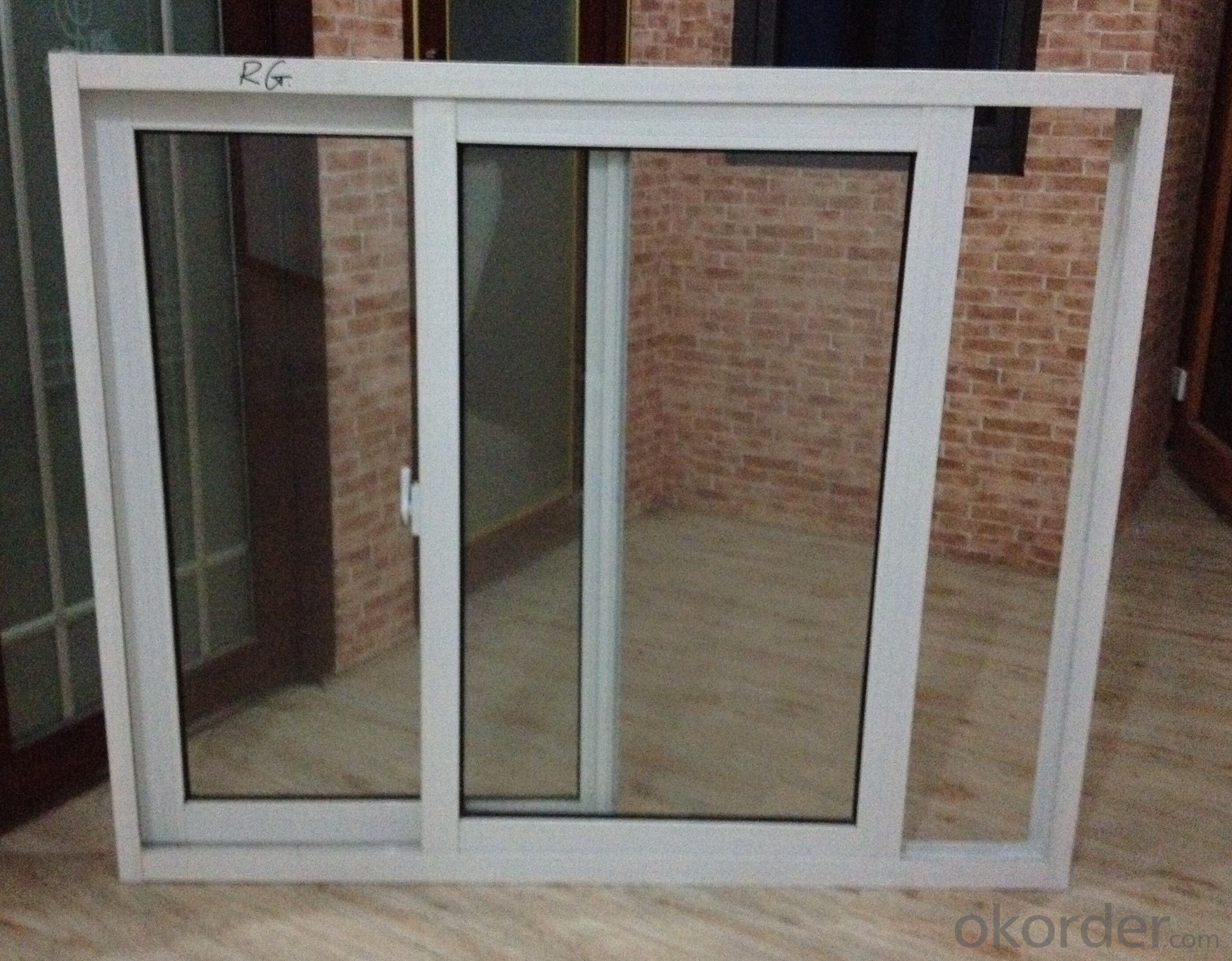 Aluminum Window  Factory with Double Glass and Triple Pane