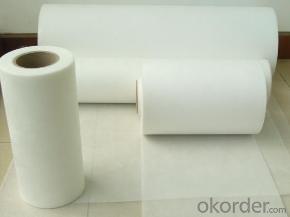 E-glass/C glass Fiber Glass Surface Tissue Mat