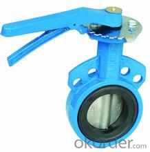 butterfly valve PN25 Standard Structure: Butterfly Pressure: Low Pressure