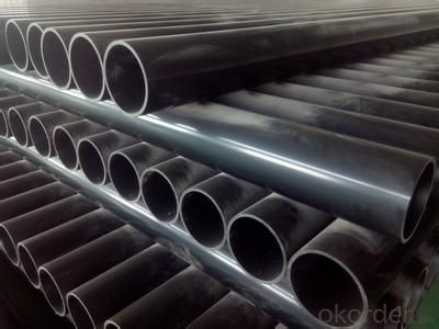 pvc pipe  0.6MPa Material PVC Specification: 16-630mm Length: 5.8/11.8M Standard: GB