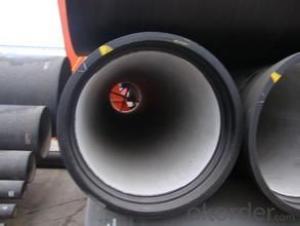 Ductile Iron Pipe DN300-DN900 EN598 High Quality