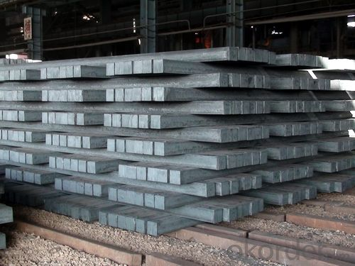 20MnSi Prime Steel Billet 150x150mm 120*120mm