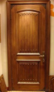 ISO9001& GOOD ENVIRONMENTAL WOODEN DOORS