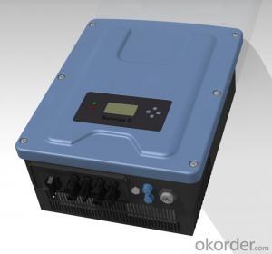 PV Inverter      Sunmax D 3000/4000/5000