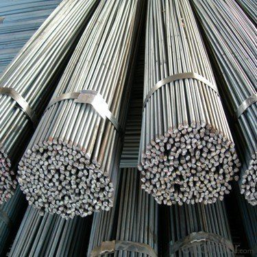 Round bar Q235 ou Q195 5MM-100MM hot rolled