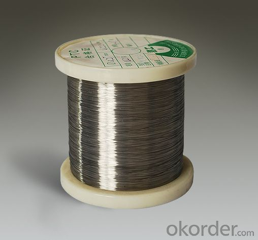 PTC thermistor alloy wires a quality high strength
