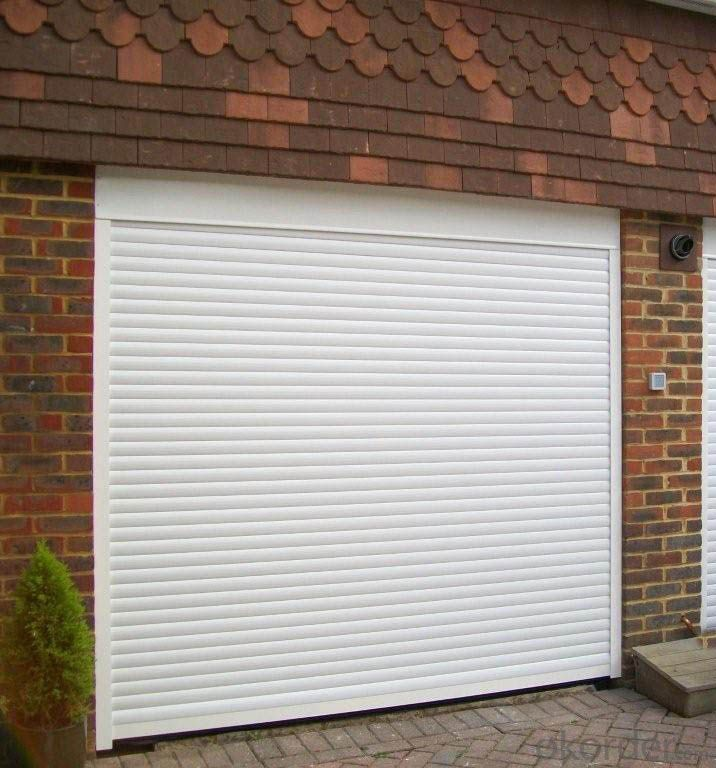Automatic Sectional Garage Door  Overhead