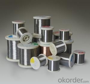 Electrical heating alloy wire high strength