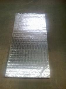 Biggest Manufacturers of Rockwool Board with Alum Foil