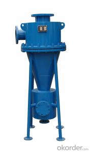 Mud Cyclone Desander Using in Oilfield Drilling