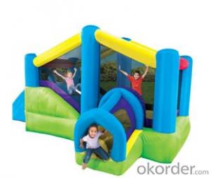 New design fantasy attactive Jungle Bounce House