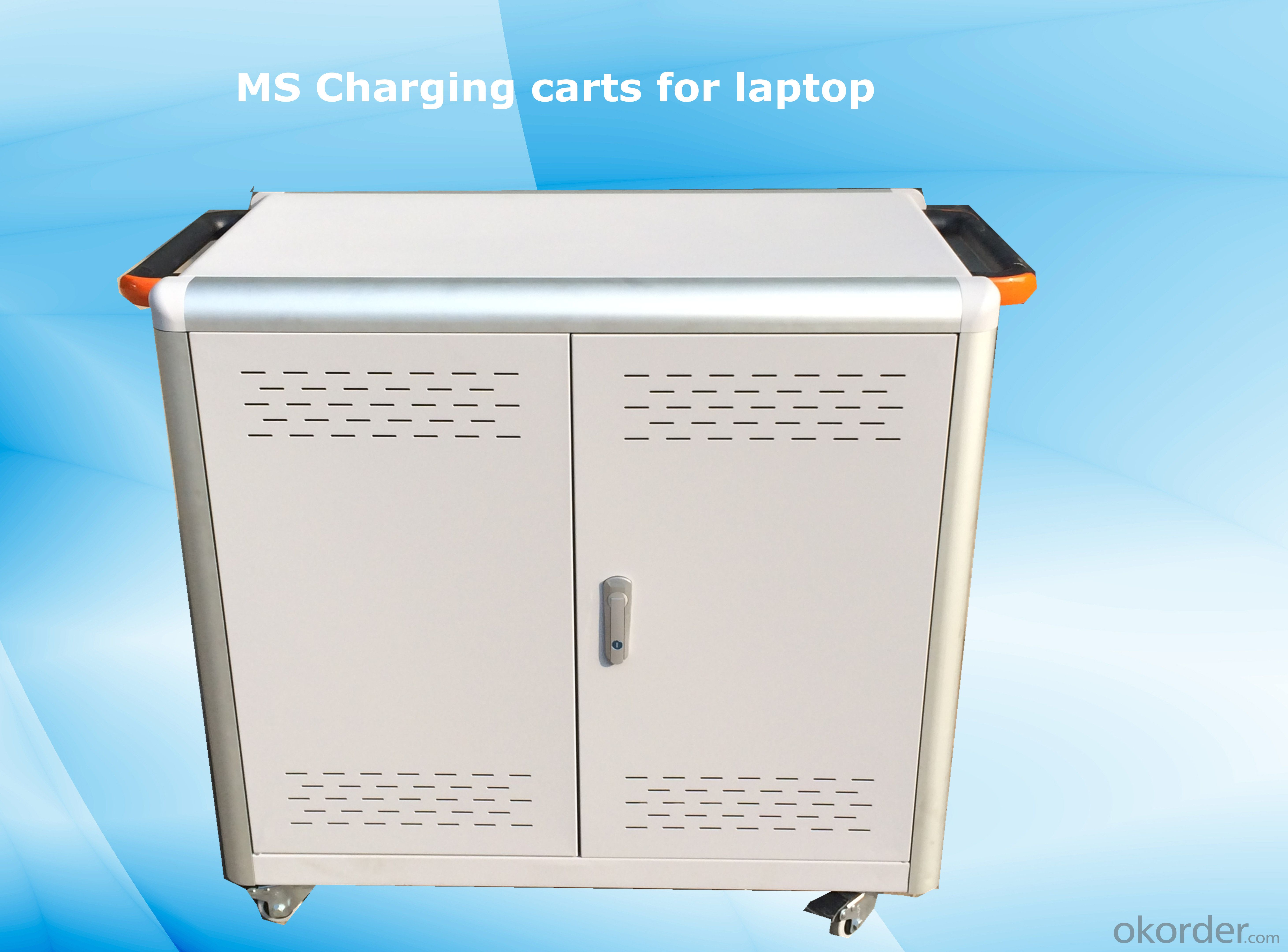 Hign quality Laptop Charging Cart charging station/Cabinet B301N