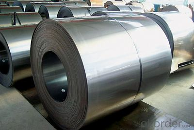 First Class Cold Roll Based Steel Sheet Coil