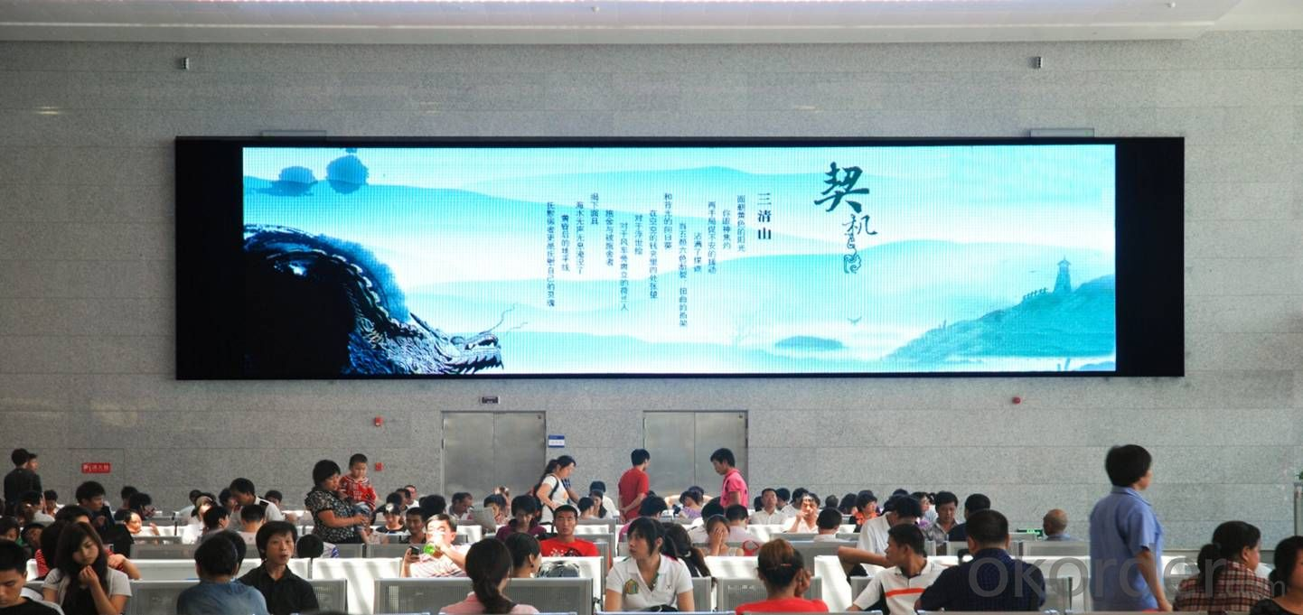China High Quality Full Color P10 LED Display