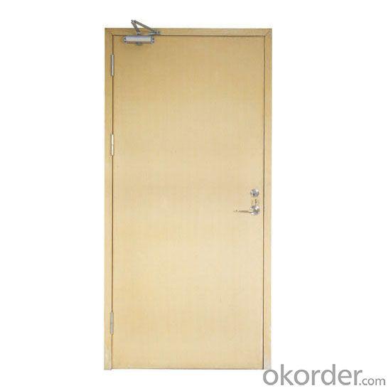 exterior steel fireproof door with different design
