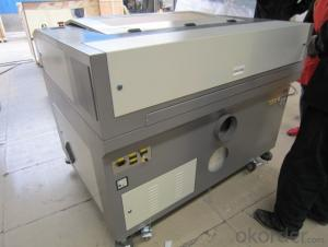 Wood CNC Laser Graving Machine  60w Laser Heads