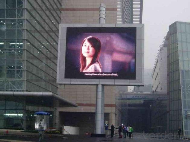 Rental Waterproof Outdoor Advertising LED Display