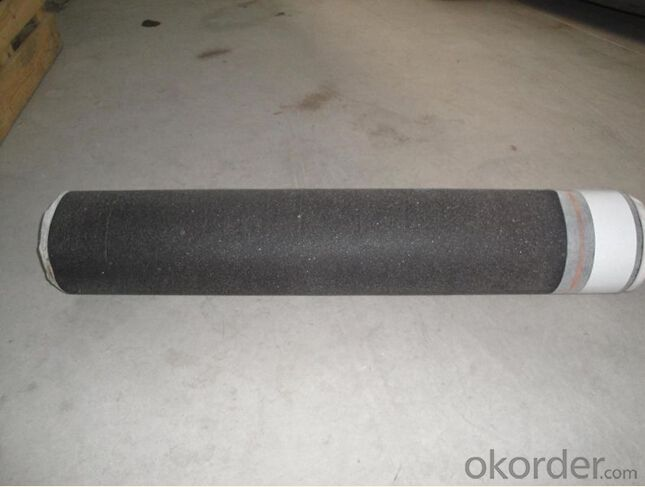 Bituminous Waterrpoof Roofing Membrane Felt with Fiberglass