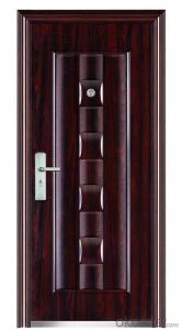Fireproof Steel Security Door with high quality