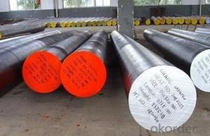 42CrMo China Standard Forged Steel Round Bar