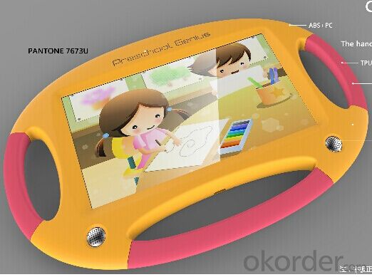 7 Inch Child Pad Dual Core, HD Screen Tablet PC CM79