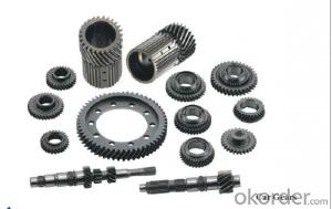 High strength CNC machined gear  for car
