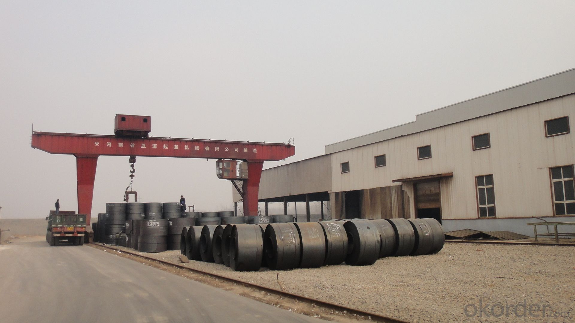 Hot Dip Galvanized Steel Coil- Best  Quality