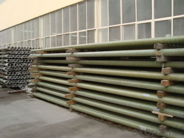 High Strength FRP/GRP Pipe for Water Transportation (DN<0.3m)