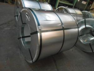 Hot Dipped Galvanized Steel Coil in Coil