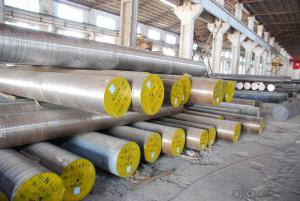 35CrMo China Standard Forged Steel Round Bar