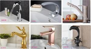 Faucet watermix tap Single Hole Bela Hot Sale Antique Brass Faucet in Bathroom