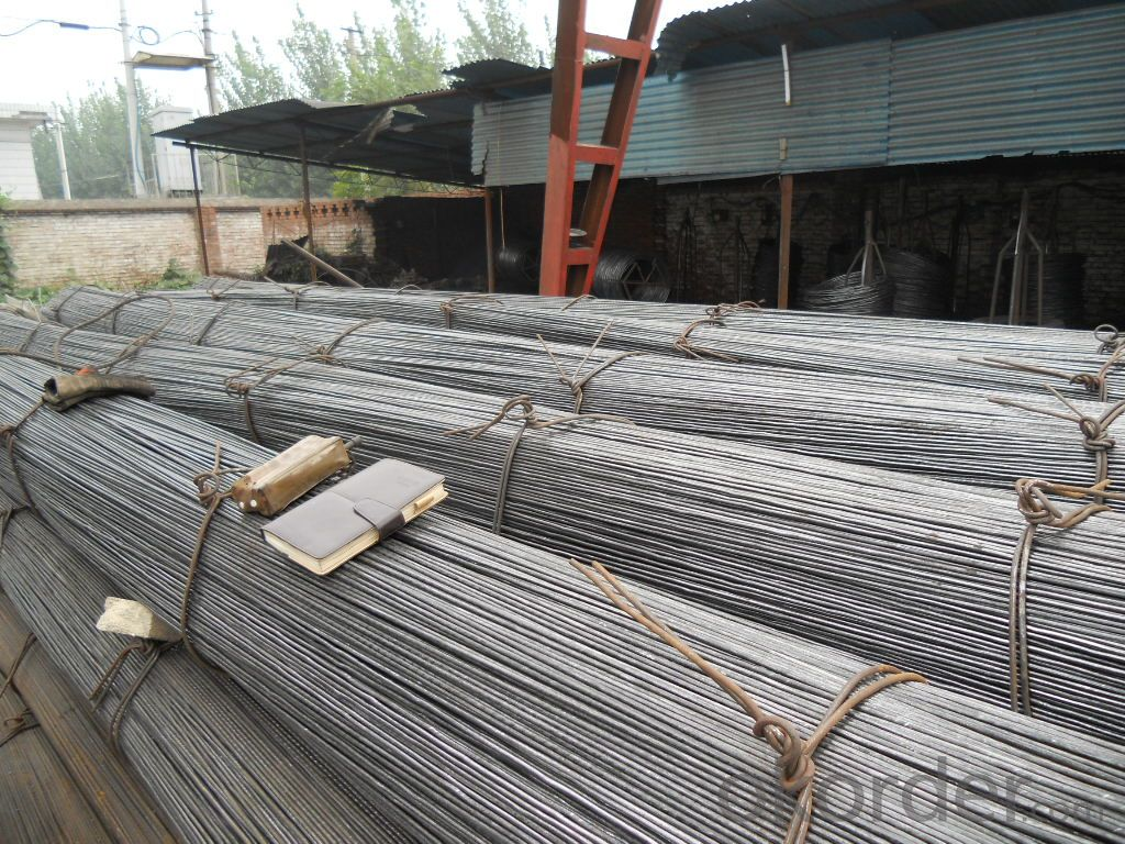 HR Deformed Steel Rebars of Good Quality