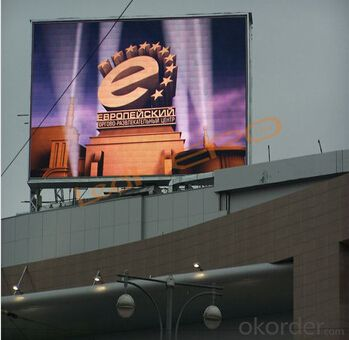 P8 Outdoor Full Color LED Display From China