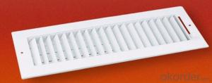 Floor Register Used for Floor Ventilation 110m Good Quality
