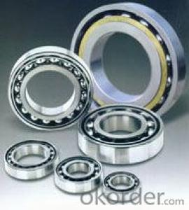 7006 Angular contact ball bearings Bearing long service time