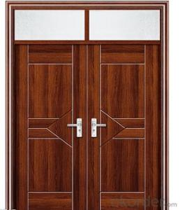Composite Door Factory with 2015 New Style