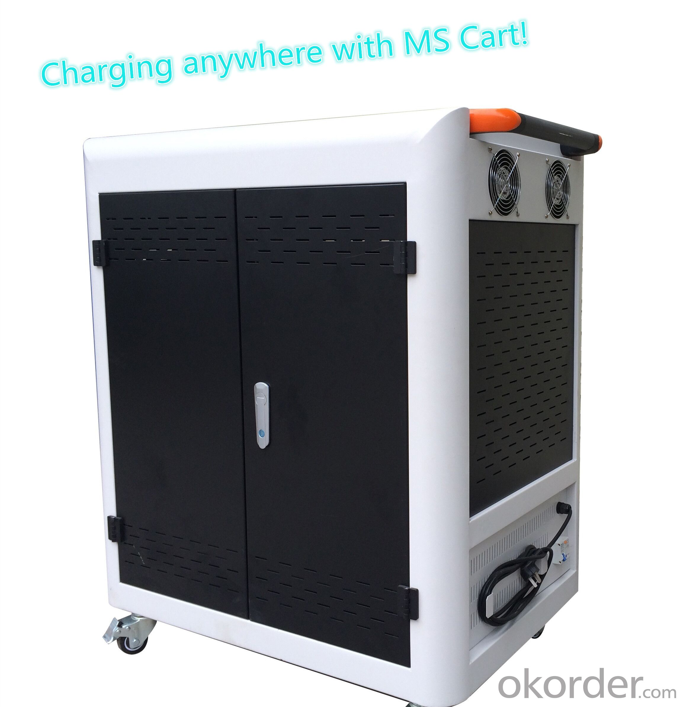 Ipad/tablet/laptop compatable Charging Cart A301