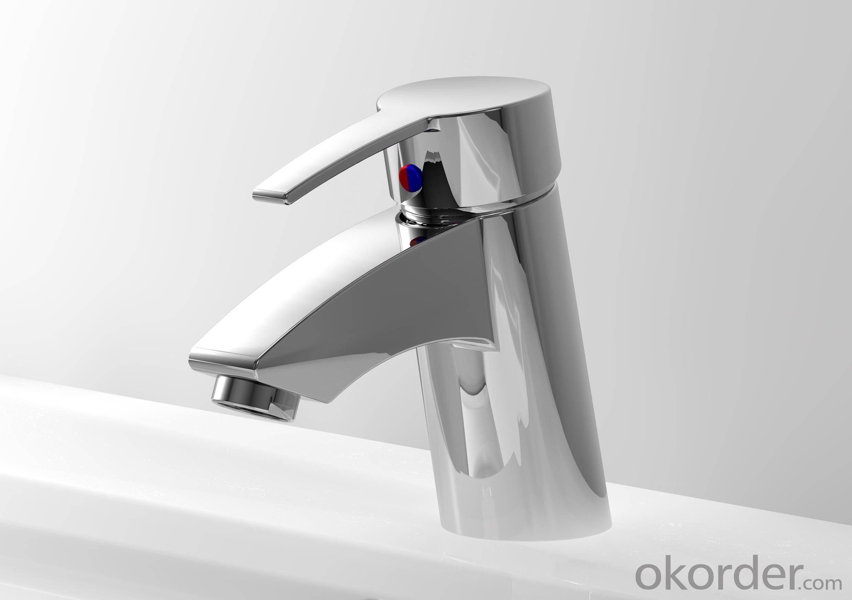Faucet Single Handle  Bela Hot Sale Antique Brass Faucet in Bathroom