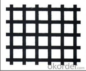 Polyester Warp-Knitted Geogrid-High quality