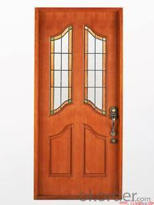 Green Environmental Protection interior painting WOODEN DOOR
