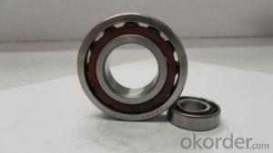 Type 7005 Angular contact ball bearings high quality